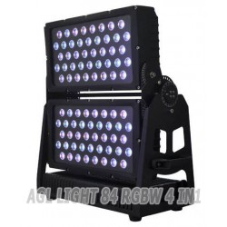 AGL light 84 LED RGBW 4 в 1