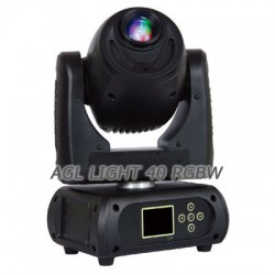 AGL light SPOT 40 RGBW