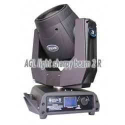 AGL light SHARPY BEAM 2R
