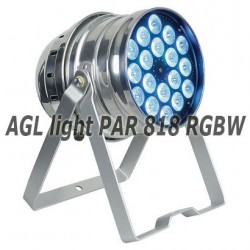AGL Light 818 RGBW