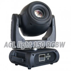 AGL light SPOT 150 RGBW