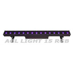 AGL light 15 LED RGB